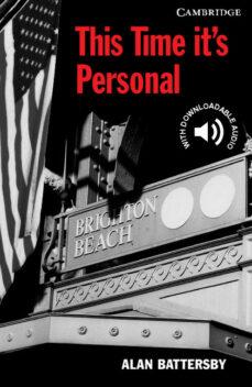 Descargar THIS TIME IT S PERSONAL gratis pdf - leer online