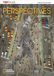 Descargas de libros gratis google PERSPECTIVES - INTERMEDIATE - B1/B2 - STUDENT BOOK WITH ONLINE WORKBOOK de  9781337808040