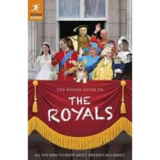 the rough guide to the royals-9781405390040
