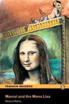 penguin readers easystarts: marcel and the mona lisa (libro + cd)-stephen rabley-9781405880640