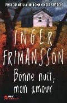 Bonne Nuit Mon Amour Ifrimansson Comprar Libro 9782754019040