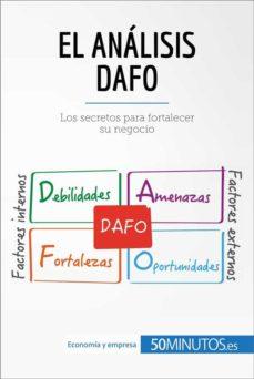 el análisis dafo (ebook)-9782806274540