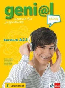 Descargas de libros electrónicos GENIAL KLICK A2.1 ALUM+MP3 CHM 9783126052740 de  in Spanish