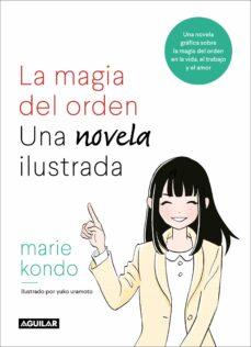 la magia del orden: la novela-marie kondo-9788403518940