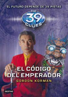 Ojpa.es The 39 Clues 8: El Codigo Del Emperador Image