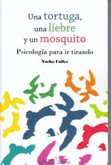 una tortuga, una liebre y un mosquito-nacho coller porta-9788416926640