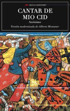 Descargar mp3 gratis libros CANTAR DE MIO CID 9788417244040 CHM PDF