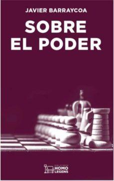 Descarga de libros electrónicos de amazon SOBRE EL PODER de JAVIER BARRAYCOA in Spanish 9788417407940