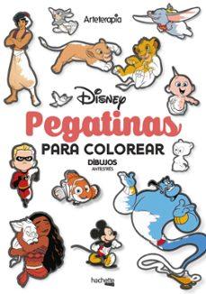 Descargando libros para ipad gratis PEGATINAS PARA COLOREAR DISNEY de  (Literatura española)