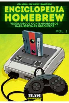 Descarga libros para iphone 3 ENCICLOPEDIA HOMEBREW 01 9788417956240