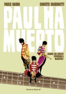 Descarga gratuita de libros de epub PAUL HA MUERTO: CUANDO LOS BEATLES PERDIERON A MACCARTNEY