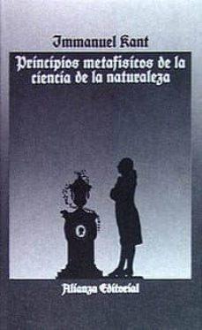 Emprende2020.es Principios Metafisicos De La Ciencia De La Naturaleza Image