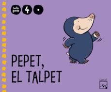 Emprende2020.es Pepet El Talpet 4 Anys 1 Trimestre Belluguets Image