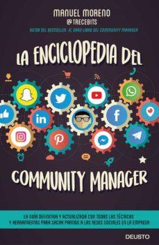 la enciclopedia del community manager-manuel moreno molina-9788423429240
