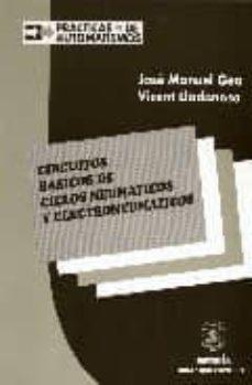 Libros de audio descarga gratis CIRCUITOS BASICOS DE CICLOS NEUMATICOS Y ELECTRONEUMATICOS DJVU ePub PDB