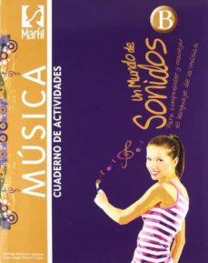 Emprende2020.es Pack Cuaderno Mundo Sonidos B + Música Tradicional Cast-la Mancha I Eso Image