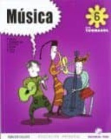 Curiouscongress.es Musica 6 Primaria *Proyecto Tornasol* Image