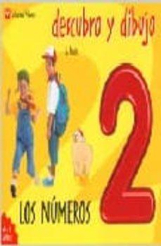 Viamistica.es Descubro Y Dibujo: Los Numeros 2 (Educacion Infantil, 3-4 Años) Image