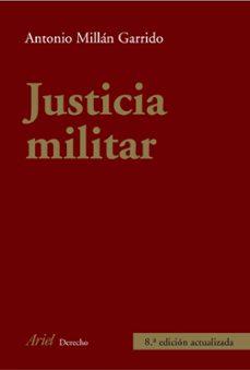 Permacultivo.es Justicia Militar (8ª Ed.) Image