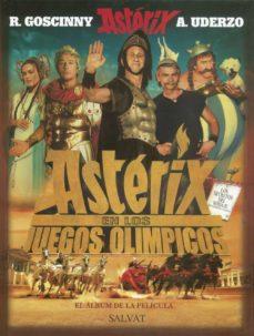 asterix y los juegos olimpicos: album pelicula-albert uderzo-9788434506640