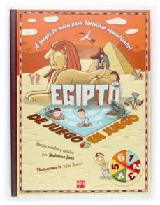 Carreracentenariometro.es De Juego En Juego: Egipto Image
