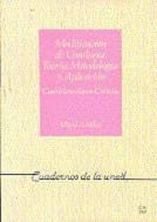 Cronouno.es Modificacion De Conducta: Teoria, Metodologia Y Aplicacion : Cons Ideraciones Criticas (Uned) (2ª Ed.) Image