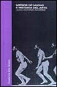 medios de masas e historia del arte (4ª ed.)-juan antonio ramirez-9788437600840