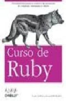curso de ruby-lucas carlson-leonard richardson-9788441521940