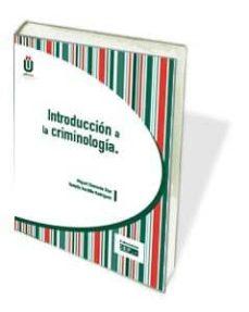 Introduccion A La Criminología Miguel Clemente Diaz Comprar Libro 9788445424940