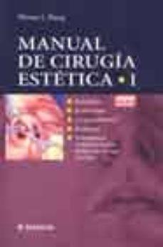 Ironbikepuglia.it Manual De Cirugia Estetica (Vol. 1 Con Dvd-video) Image