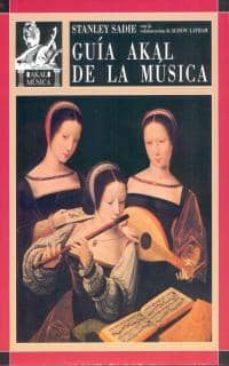 Descargar GUIA AKAL DE LA MUSICA gratis pdf - leer online