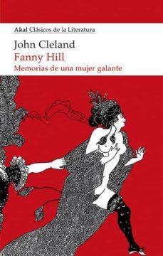 fanny hill: memorias de una mujer galante-john cleland-9788446044840