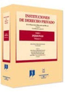 Relaismarechiaro.it Instituciones De Derecho Privado (T. I): Personas: Vol 4º Image
