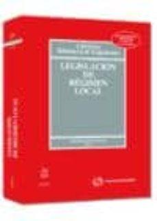Geekmag.es Legislacion De Regimen Local. 15ª Ed. (2010) Image