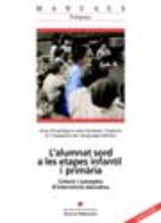 Enmarchaporlobasico.es L'alumnat Sord A Les Etapes Infantil I Primària Image