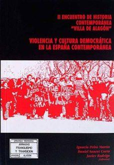 Geekmag.es Violencia Y Cultura Democrática En La España Contemporánea Image