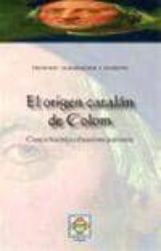 Cronouno.es El Origen Catalan De Colon Image