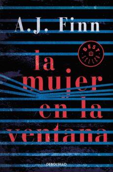 Easy audio audio libros gratis descargar LA MUJER EN LA VENTANA de A. J. FINN RTF CHM ePub (Literatura española) 9788466347440