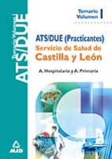 Bressoamisuradi.it Ats-due Servicio De Salud De Castilla Y Leon (Vol. I): Temario Image
