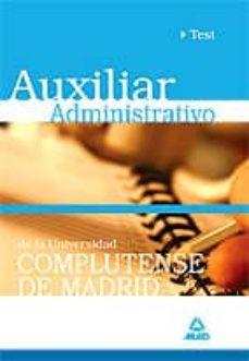 Curiouscongress.es Auxiliares Administrativos De La Universidad De Madrid Image
