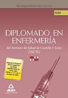 Cdaea.es Diplomados En Enfermeria Servicio De Salud De Castilla Y Leon (Sa Cyl). Test Image