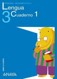Eldeportedealbacete.es Lengua 3. Cuaderno 1. Educación Primaria Segundo Ciclo Image