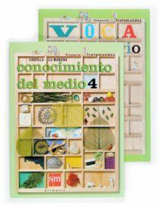 Valentifaineros20015.es Trotamundos: Conocimiento Del Medio (Castilla La Mancha) (4º Educ Acion Primaria) Image