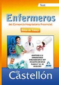Trailab.it Bolsa De Trabajo De Enfermero/a Del Consorcio Hospitalario Provin Cial De Castellon. Test Image