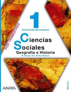 Padella.mx Geografía E Historia 1º Eso Melilla Image