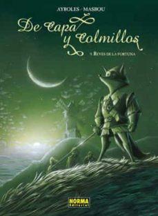 Inmaswan.es Capa Y Colmillos 9 : Reyes De La Fortuna Image