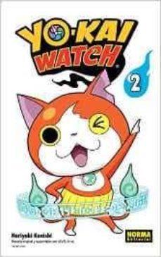 yo-kai watch 02-9788467923940