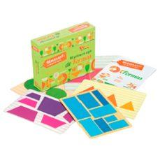Tajmahalmilano.it Mi Primera Caja De Formas (Montessori Un Mundo De Logros) Image