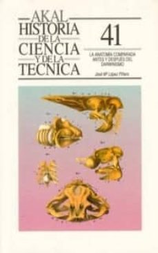 Cronouno.es La Anatomia Comparada Antes Y Despues Del Darwinismo Image