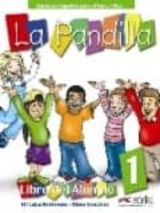 la pandilla 1 (cd audio)-mª luisa hortelano-elena gonzalez-9788477119340